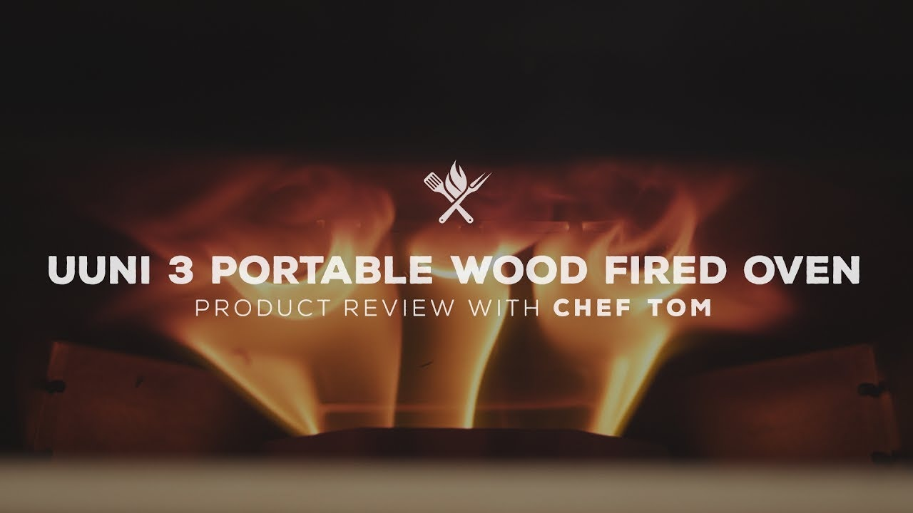 Uuni 3 Portable Wood Fired Oven Overview