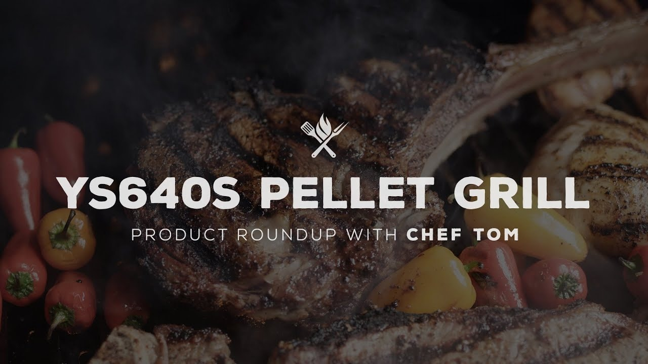 Product Roundup: Yoder Smokers YS640s Pellet Grill