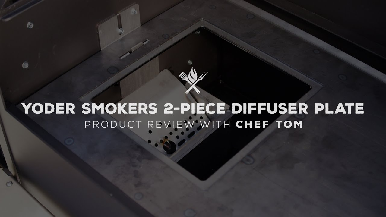 Product Roundup: Yoder Smokers Two-Piece Diffuser