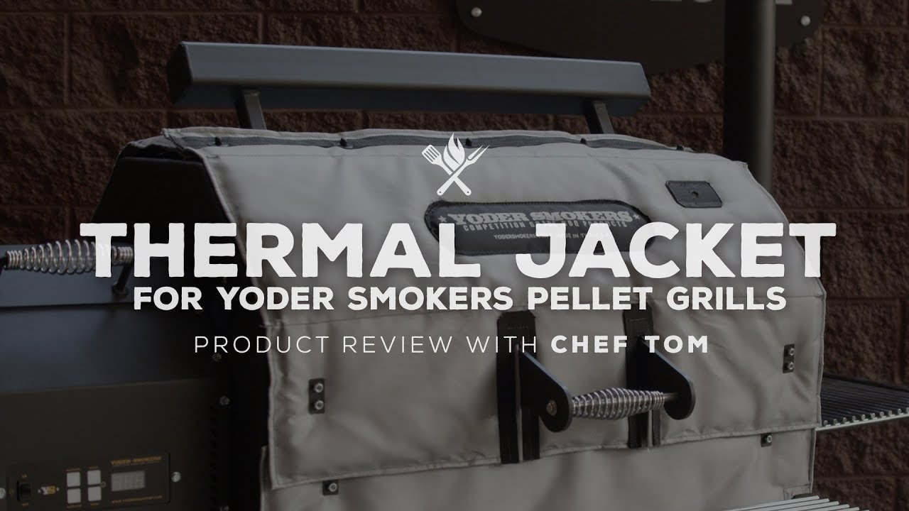 Yoder Smokers Thermal Jacket Overview