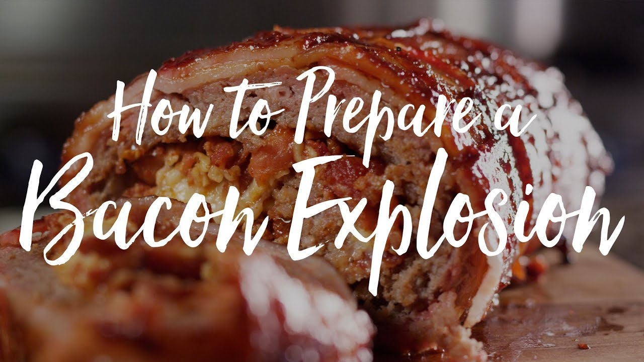 Bacon Explosion Recipe