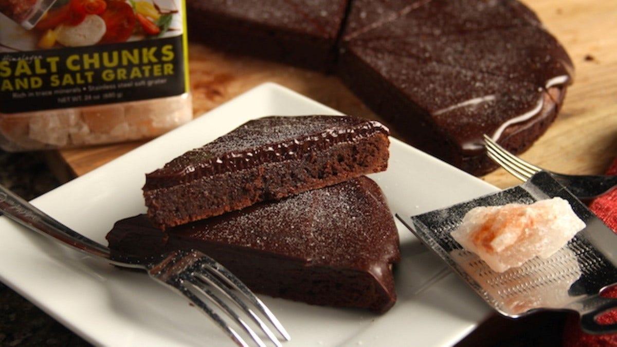 Chocolate Espresso Torte Recipe