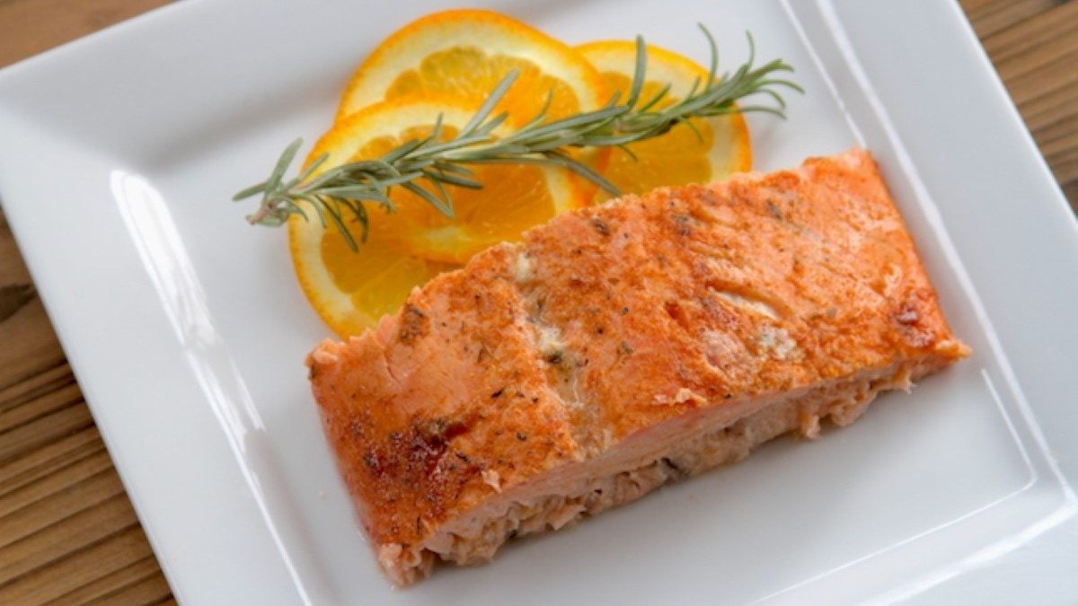 Citrus Smoked Salmon Recipe