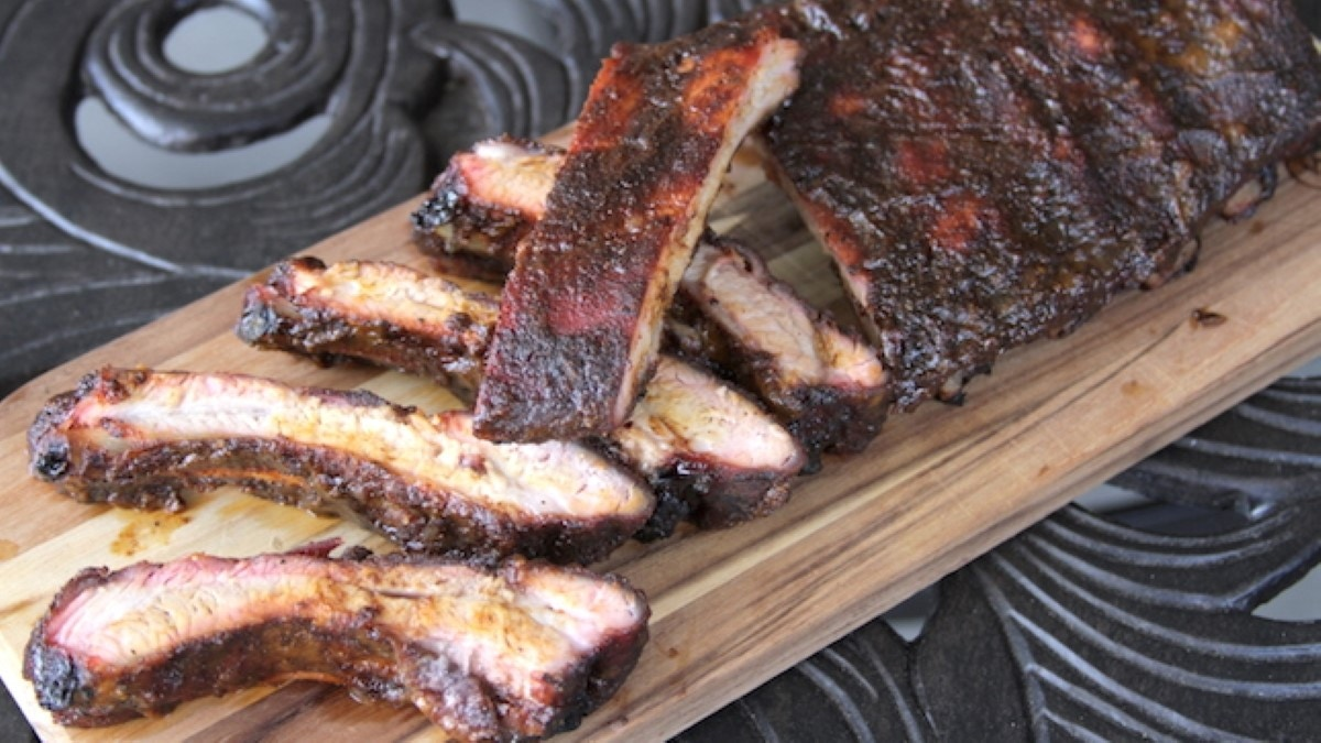Dry Style Baby Back Ribs Recipe