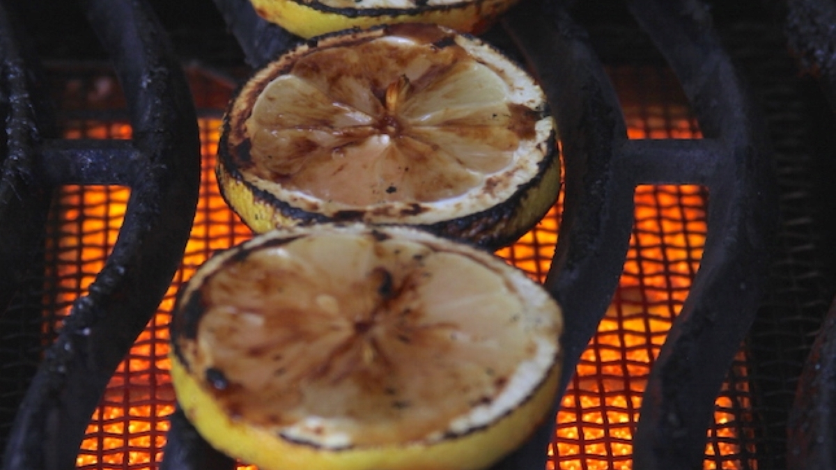 Grilled Lemonade Recipe