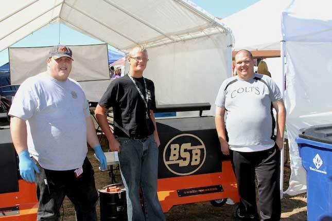 BSB BBQ Team