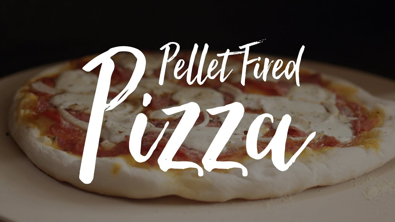 Pellet Fired Pizza Recipe