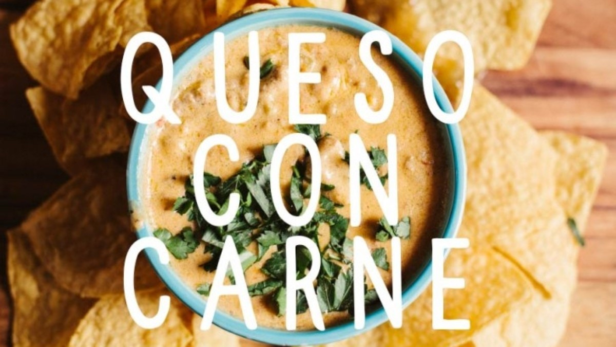 Queso con Carne Recipe