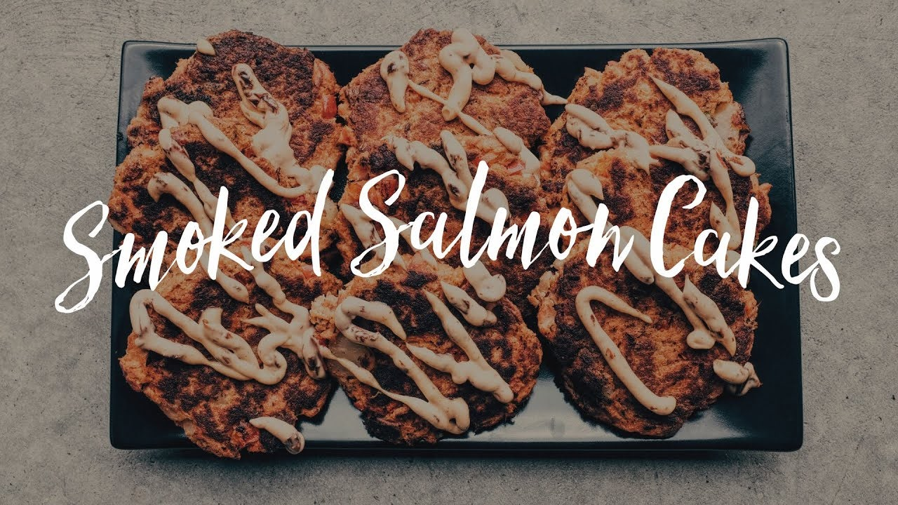 Smoked Salmon Cakes with Chipotle Aioli Recipe