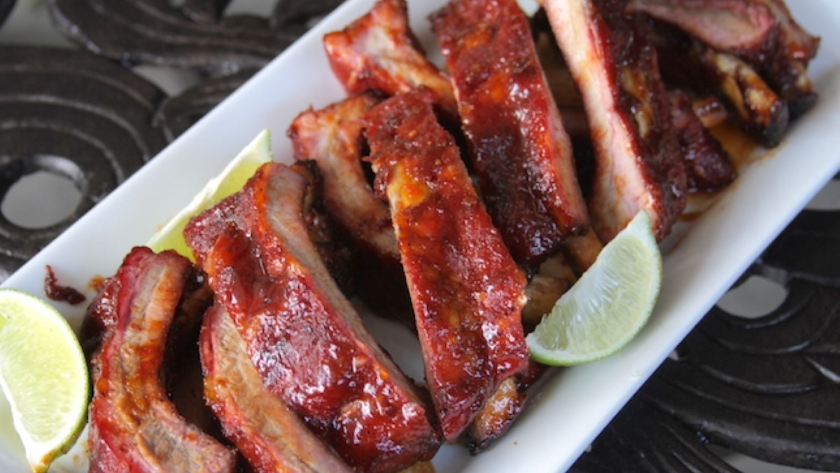 Sweet Chipotle Ribs Recipe