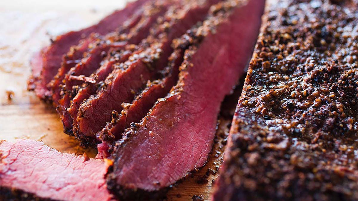 Cooking with Fire Episode 17: Pastrami