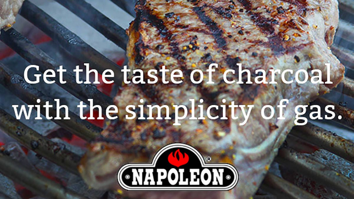 Techniques: Cooking with Charcoal on Your Napoleon Gas Grill
