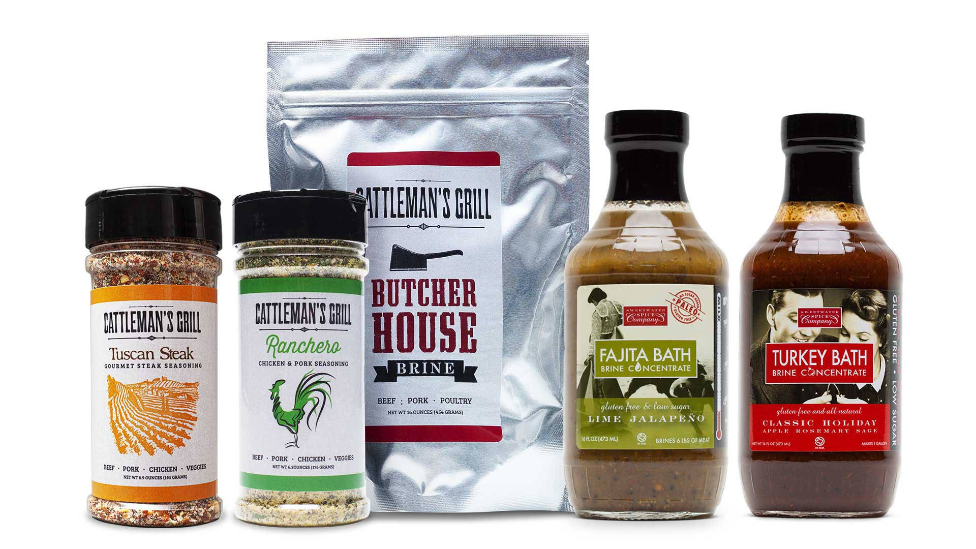 Review of Rubs and Marinades