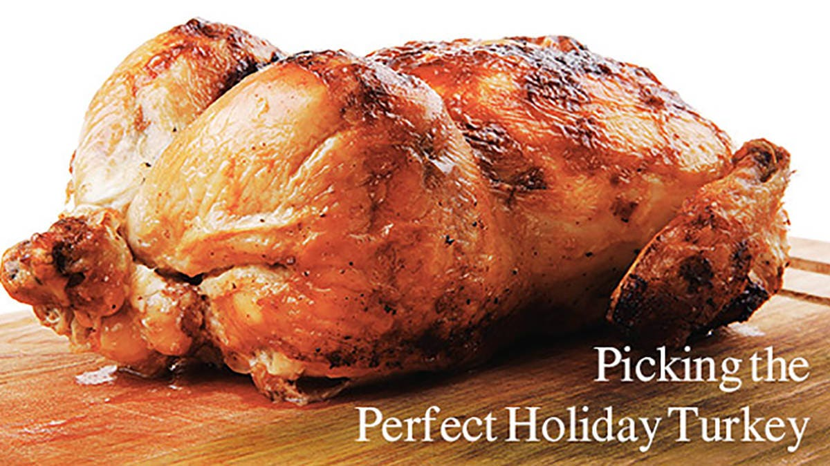 Picking and Preparing the Perfect Holiday Turkey