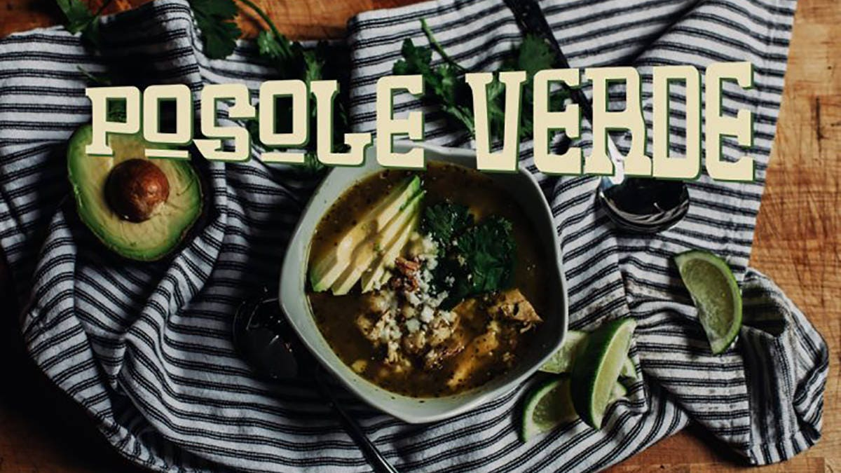 Recipe for Posole Verde
