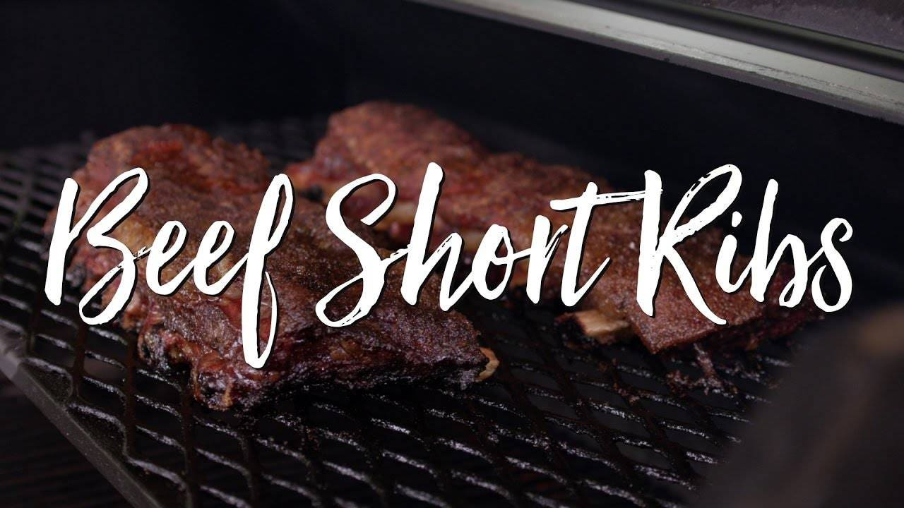 Recipe for Beef Short Ribs