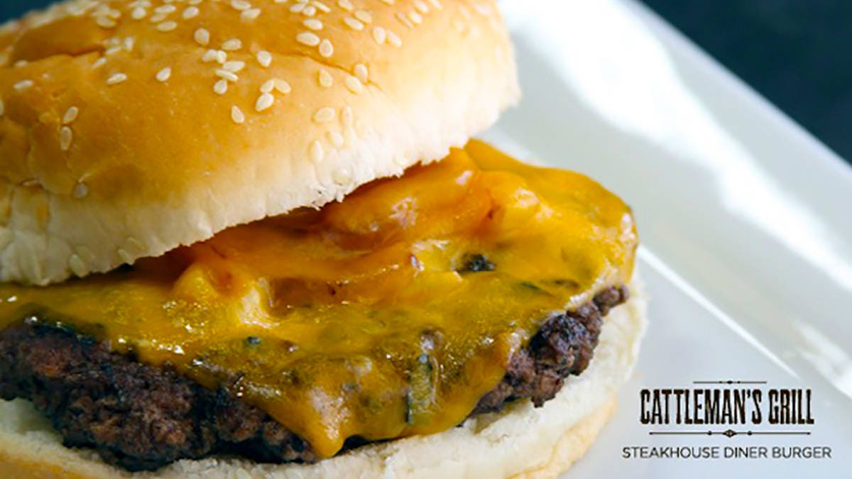 Cattleman's Grill Steakhouse Diner Burger Recipe