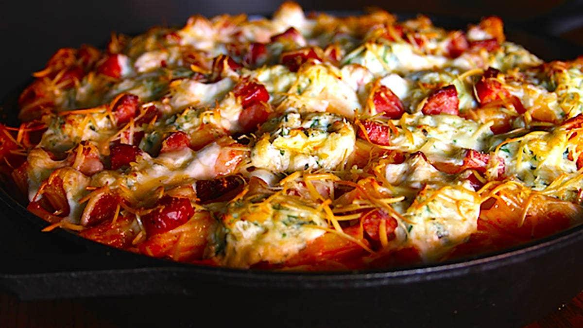 Smoked Pasta Recipe