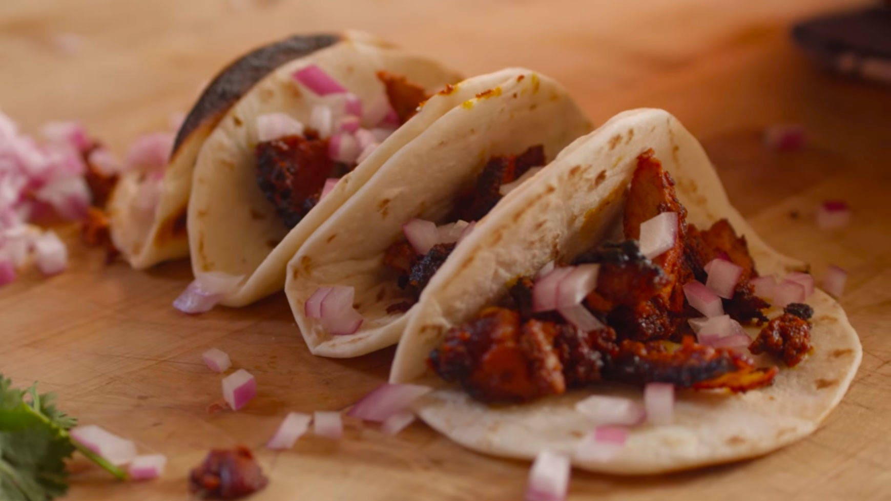 Cooking with Fire Episode 28: Tacos al Pastor
