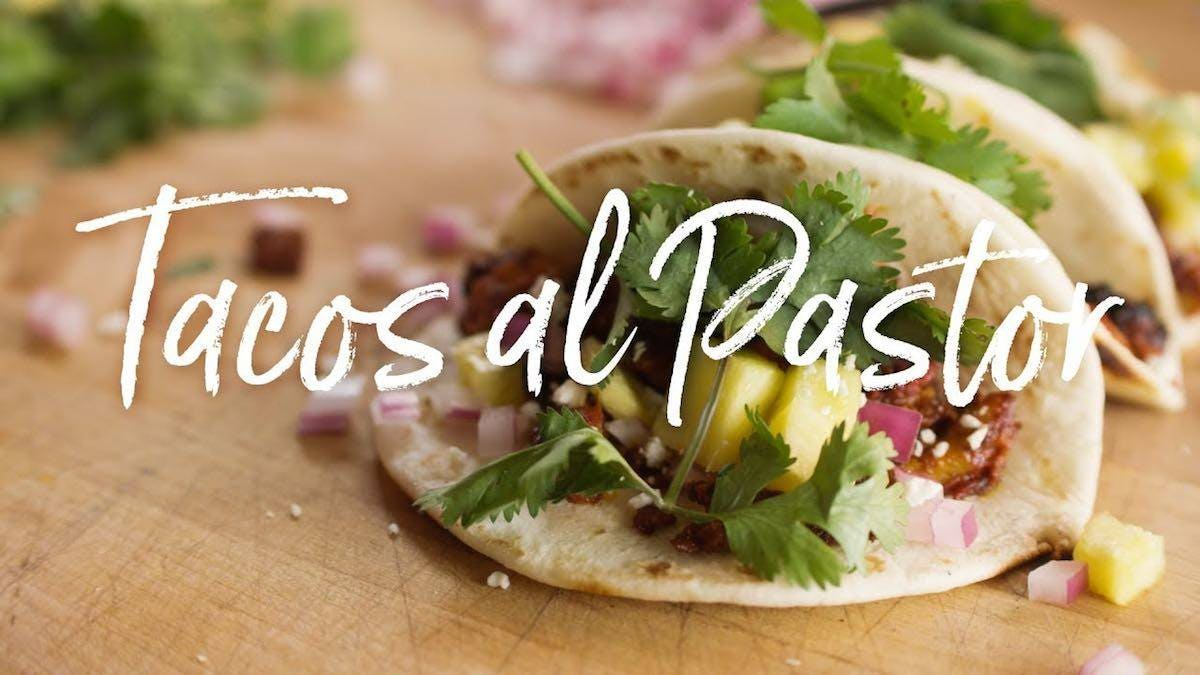 Recipe for Tacos al Pastor
