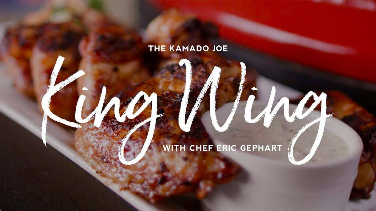 Grilled Chicken Wing Recipe
