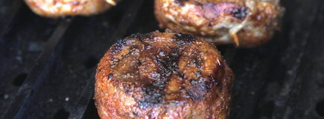 Bacon Wrapped Venison Medallions Recipe