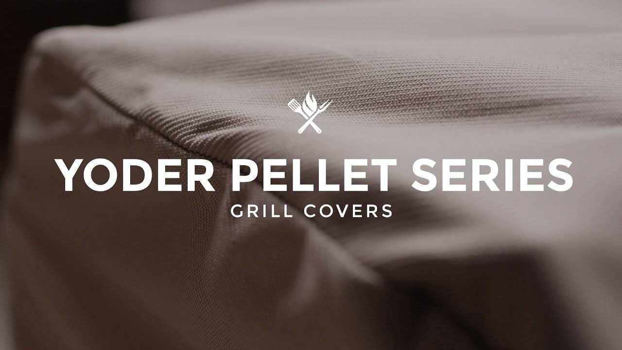 Yoder Smokers YS Series Pellet Grill Cover Review