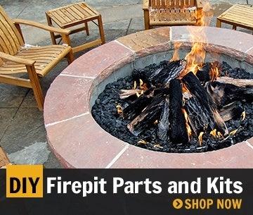 DIY Firepit Parts & Kits
