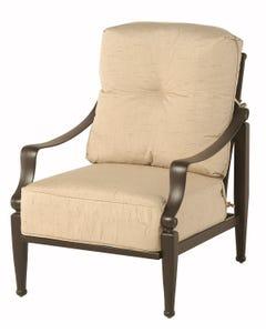 Lancaster Club Chair with Cushion
