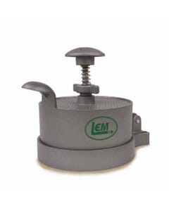 LEM Spring Loaded Burger Press