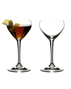 Riedel Drink Specific Glassware, Nick & Nora Glass - Set of 2