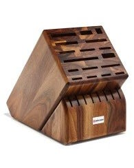 Wusthof 25 Slot Acacia Knife Block