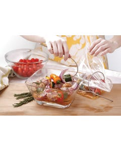 Fire Wire Marinade Kit with Peppered Garlic and Herb