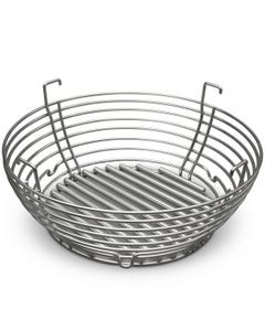 Kamado Joe Classic Joe Stainless Steel Charcoal Basket