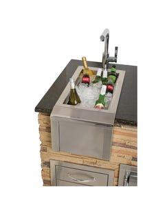 """Alfresco 14"""" Versa Sink & Beverage Center"""
