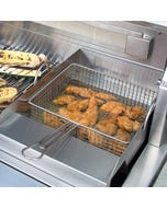Alfresco Grills Mounted Steamer and Fryer