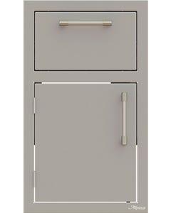 """Alfresco 17"""" Door, Drawer Combo"""
