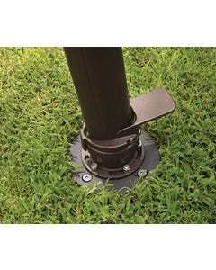 Treasure Garden Ground Mount Kit for AKZ Cantilever Umbrella