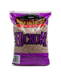 BBQr's Delight Wood Pellets, 20lb Bag