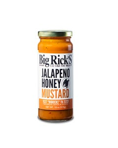 Big Rick's Jalapeno Honey Mustard