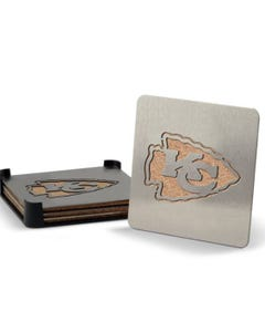 Boasters - Laser Cut Team Branded Coasters