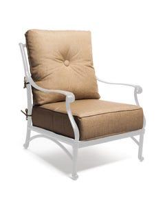 Club Cushion in Sesame Linen