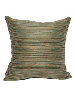 Throw Pillow in Lally Garden