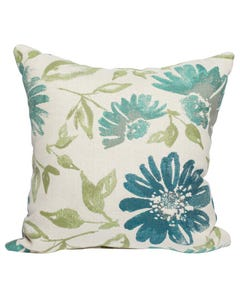 Throw Pillow in Violetta Baltic