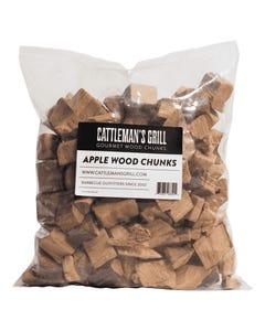Cattleman's Grill Gourmet Smoking Wood Chunks, Apple