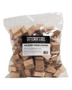 Cattleman's Grill Gourmet Smoking Wood Chunks, Hickory