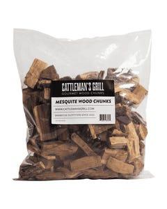 Cattleman's Grill Gourmet Smoking Wood Chunks, Mesquite