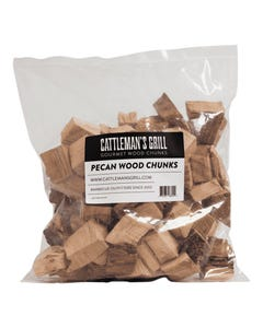 Cattleman's Grill Gourmet Smoking Wood Chunks, Pecan