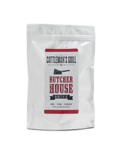 Cattleman's Grill Butcher House Brine 16oz