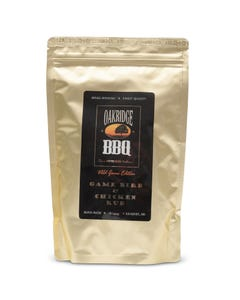 Oakridge BBQ Game Bird and Chicken Rub